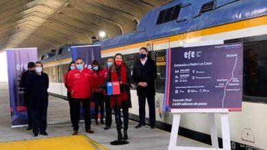 Photo of MTT y EFE anuncian nuevo servicio ferroviario entre Temuco y Padre Las Casas y llegada de primeros buses eléctricos a la Araucanía