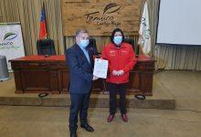 Photo of Municipio de Temuco es el primero a nivel regional en obtener certificación para sanitizar instalaciones y espacios públicos