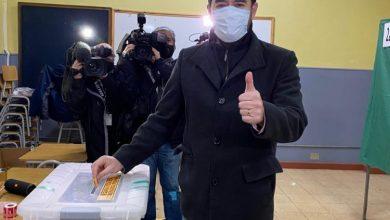 Photo of Con un 58% Luciano Rivas logra darle el único triunfo a Chile Vamos y se convierte en el nuevo gobernador de la región de La Araucanía