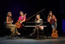 """Photo of Las voces femeninas se toman el escenario del Teatro de Temuco, en el concierto """"Canto rodado, mujeres compositoras de la Araucanía"""""""