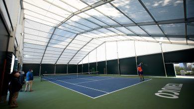Photo of Municipio de Temuco inaugura las nuevas canchas de tenis de superficie rápida en el parque estadio Germán Becker