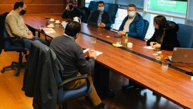 Photo of Roberto Neira tras reunión con CCHC Araucanía: «estudiaremos todos los proyectos que mejoren la calidad de vida de los temuquenses»