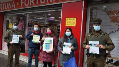 Photo of Municipalidad impulsa campaña de prevención de delitos enfocada en comerciantes de Temuco