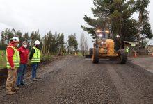 Photo of MOP ejecuta trabajos para pavimentar el camino Almagro – Pancul que unirá las comunas de Nueva Imperial y Carahue