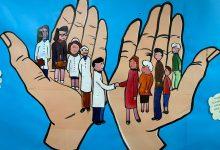 Photo of Emotivo mural en los pasillos de Unidad de Paciente Crítico resalta el trato humanizado