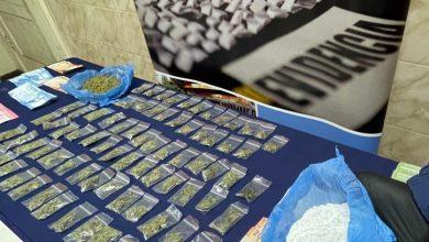 Photo of En masivo operativo PDI saca de circulación marihuana y cocaína comercializada en sector poniente de Temuco