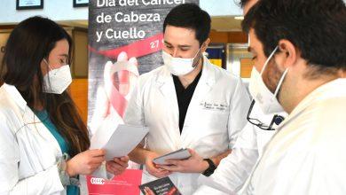 Photo of Hospital conmemora el Día Mundial contra el Cáncer de Cabeza y Cuello