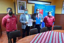 Photo of Tejedoras aymaras salen al mundo con productos de alpaca gracias al apoyo de CONADI y ProChile