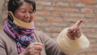 Photo of Exposición en Centro Cultural La Moneda: Entrelazando hilos de fraternidad: un proyecto que rescata la cultura mapuche