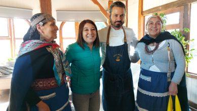 Photo of Iniciativa turística mapuche apoyada por CONADI será difundida por chef internacional en programa de televisión gastronómico