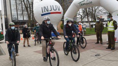 Photo of Municipio de Temuco, Injuv y corporación de desarrollo Araucanía celebrarán el mes de la juventud con cicletada 5k y feria de emprendedores