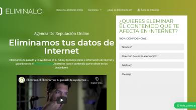 Photo of Agencia de reputación online Eliminalo.cl : ¿Cómo está tu reputación en Internet? Borrar tus datos de la web podría ser el comienzo de algo nuevo