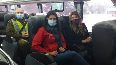 Photo of MTT anuncia obligación de contar con cinturones de seguridad de tres puntos a nuevos buses interurbanos y refuerza llamado a un #18Seguro en la Araucanía