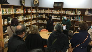 Photo of Vuelven visitas guiadas a la Biblioteca Galo Sepúlveda
