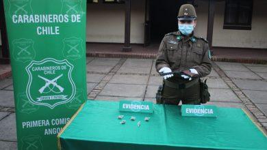 Photo of Carabineros detienen a adolescente por robo con violencia en Angol
