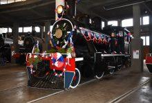 Photo of Recordando antigua tradición ferroviaria, familias de Temuco celebraron las fiestas patrias en el Museo Ferroviario Pablo Neruda