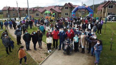 Photo of Entregan 159 viviendas en la comuna de Galvarino