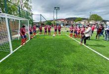 Photo of Gobierno Regional inauguró en Galvarino dos canchas de pasto sintético para la práctica deportiva de niños y jóvenes