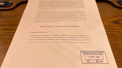 Photo of Diputado René Saffirio fue elegido para asumir la defensa de la Acusación Constitucional contra el Presidente
