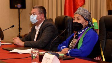 Photo of Elisa Loncón encabezó primer conversatorio entre alcaldes y constituyentes de la Araucanía